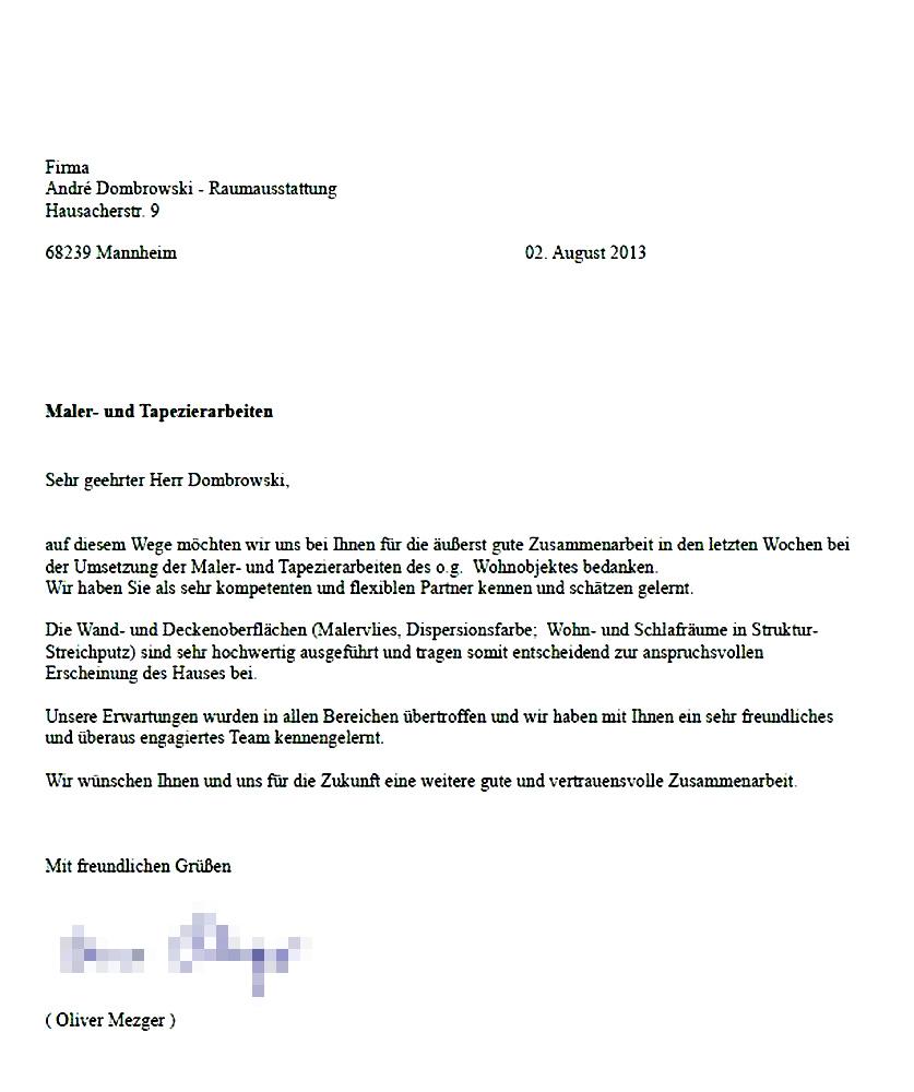 Raumausstatter Mannheim dombrowski raumausstattung raumausstatter mannheim ratingbook de