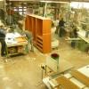 Ein Blick in unsere Werkhalle in der Tischlerei