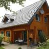 Blockbohlenwohnhaus in Rietberg